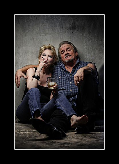 Dee Wallace and Robert Craighead